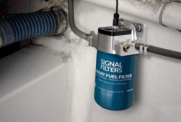 [XOTG_4463]  Signal Filters N2K NMEA 2000 SMART Marine fuel water separator | Waterproof Fuel Filter |  | Signal Filters